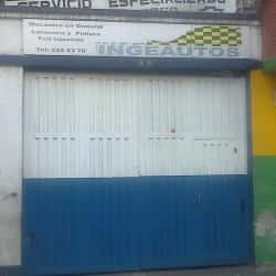Inegautos en Bogotá