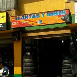 Llantas Jeb en Bogotá