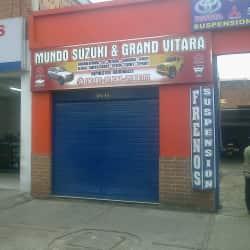 Mundo Suzuki & Gran Vitara en Bogotá
