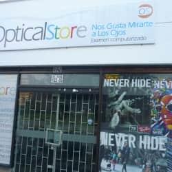 Optical Store en Bogotá