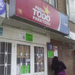 Paga Todo Para Todo Calle 132 con 94 en Bogotá