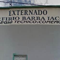 Externado Porfirio Barba Jacob en Bogotá