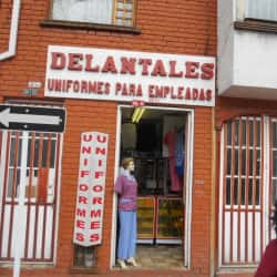 Confección de Uniformes Delantales en Bogotá
