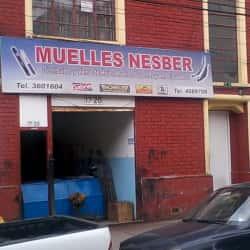 Muelles Nesber en Bogotá