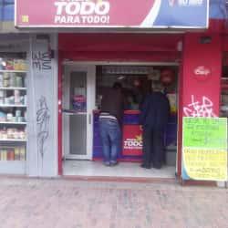 Paga Todo Transversal 94 con 83B en Bogotá