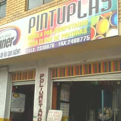 Almacen Pintuplast Ltda en Bogotá