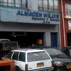 Almacen Willis en Bogotá