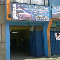 Tecni Frenos y Suspensiones en Bogotá