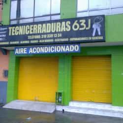 Tecnicerraduras 63J en Bogotá