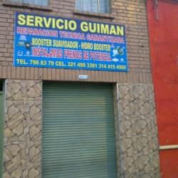 Servicio Guiman en Bogotá