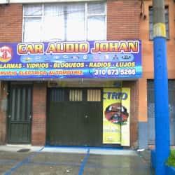 Car Audio Johan en Bogotá