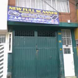 New Full Scanner en Bogotá