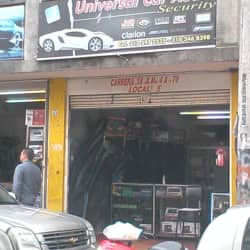 Universal Car Audio Security en Bogotá