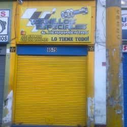 Tornillos Especiales y Herramientas en Bogotá
