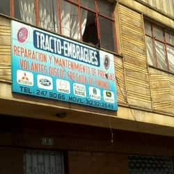 Tracto Embragues en Bogotá