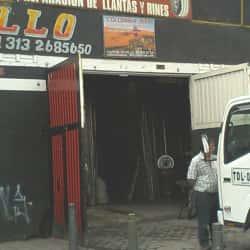 Colombia Jeep en Bogotá