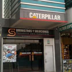 Sumistros Y Soluciones Buitrago S en C en Bogotá