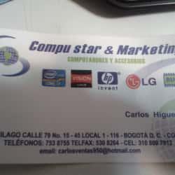 Compu Star Y Marketing en Bogotá