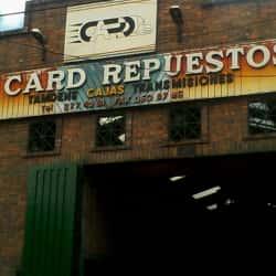 Card Repuesto en Bogotá