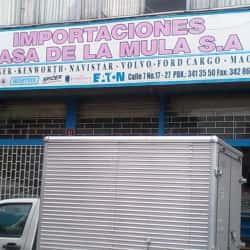 Importaciones Casa De Mula Ltda en Bogotá