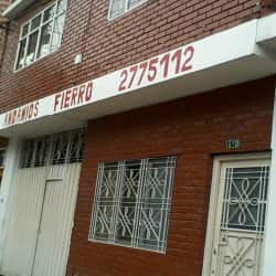 Andamios Metalicos Fierro Ltda en Bogotá
