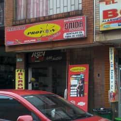 Comercializadora Protón en Bogotá