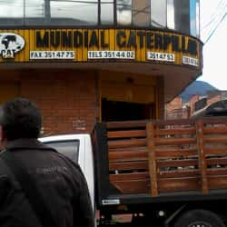 Mundial Caterpillar en Bogotá