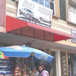 Mercy Lujos en Bogotá