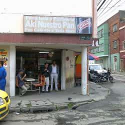 Panadería y Pastelería Aki Nuestro Pan en Bogotá