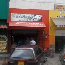 Lujos Y Accesorios Javicars en Bogotá