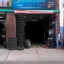 Internacional De RinesY Llantas en Bogotá