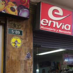 Envía Avenida Jimenez Con 5 en Bogotá