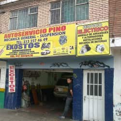Autoservicio Pino en Bogotá