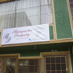 Banquetes Daiquiry en Bogotá