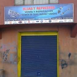 K@jas Y Repuestos en Bogotá