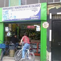 Dispegantes y Remontadora de Calzado en Bogotá
