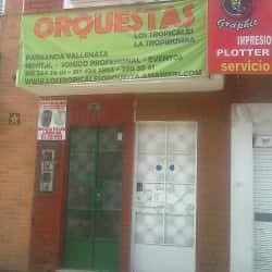 Orquestas Los Tropicales - La Tropirumba en Bogotá