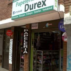 Papelería Durex en Bogotá
