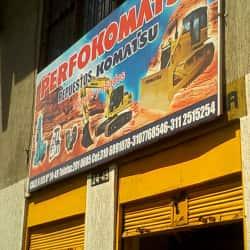 Perfokomatsu Ltda en Bogotá