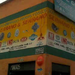 Serrano & Serrano en Bogotá