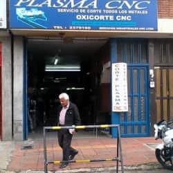 Servicios Industriales CNC Ltda en Bogotá
