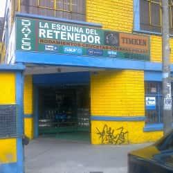 La Esquina Del Retenedor en Bogotá