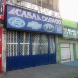 Casa Daewoo en Bogotá