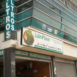 Lubriplanet Ltda en Bogotá