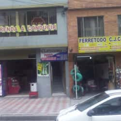 Centro de enseñanza Autocolombia TA en Bogotá