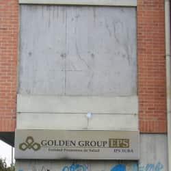 Golden Group Eps en Bogotá