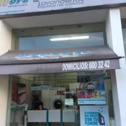 Pressto Lavadería Santa Barbara en Bogotá