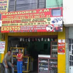 Radiadores J.M en Bogotá