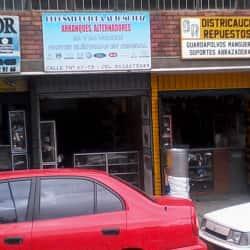 Reconstructora Automotriz en Bogotá