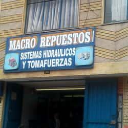 Macro Repuestos en Bogotá